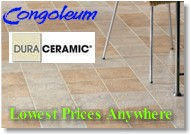 Congoleum DuraCeramic Luxury Vinyl Tile