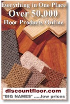 Buy All Your Flooring Online at discountfloor.com