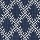 Couristan Carpets: Leaf Trellis Stria Denim