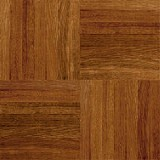 Urethane Parquet - Foam Backing