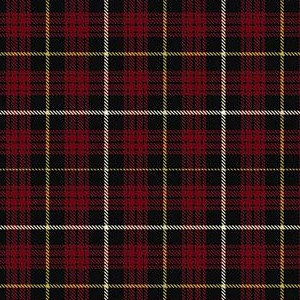 Bit O Scotch RR Lumberjack Red