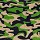 Joy Carpet: Funky Camo ES Dark Army