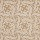Joy Carpet: Scrollwork ES Beige