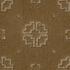 Asian Ornament Suede