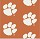 Milliken Carpets: Collegiate Repeating Clemson (Orange) Tiger