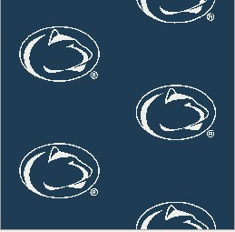 Collegiate Repeating Penn State (Lion) Nittany