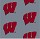 Milliken Carpets: Collegiate Repeating Wisconsin Bucku